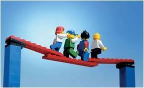 Op weg naar creatieve oplossingen met de Lego serious play method