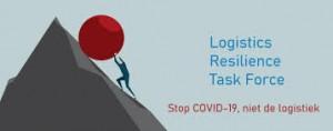 covid stop niet logistiek